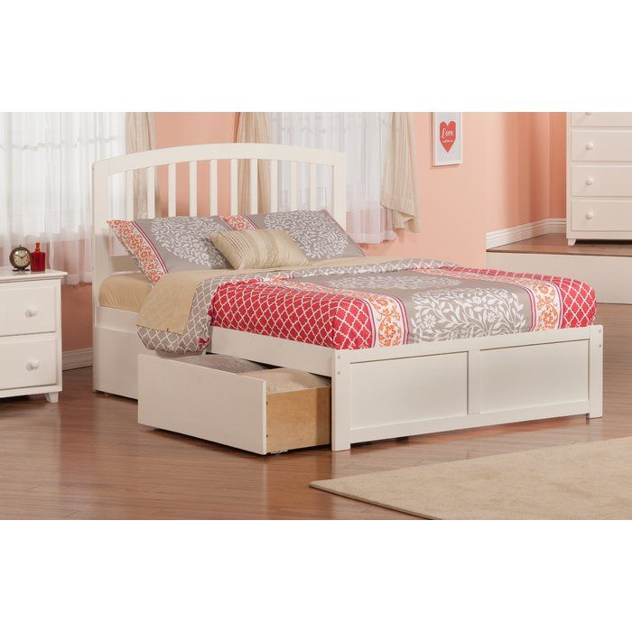 online retailer 95b6f 57565 Wrington Storage Platform Bed | For the Home | Platform bed ...