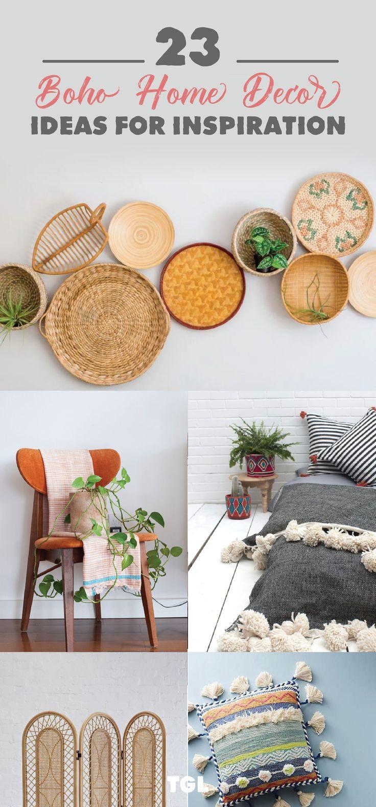 Boho Home Decor Ideas For Inspiration Boho Chic Decor Ideas Diy Boho Decor Ideas Boho Bedroom Diy Boho Decor Boho Decor Couples Decor Boho bedroom ideas diy