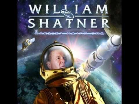 William Shatners Cover Of Thomas Dolbys She Blinded Me With