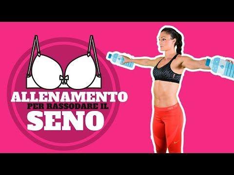 esercizi per perdere peso e tonificare rapidamente le braccia
