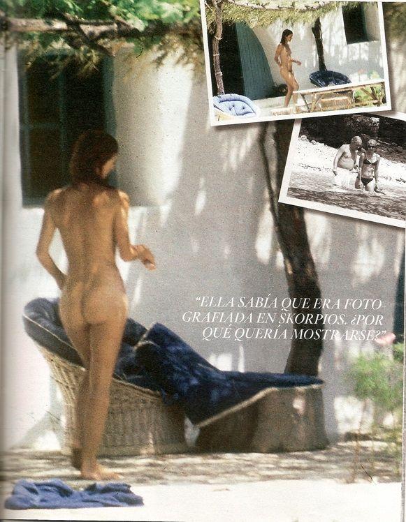 Jacqueline Kennedy Onassis Naked
