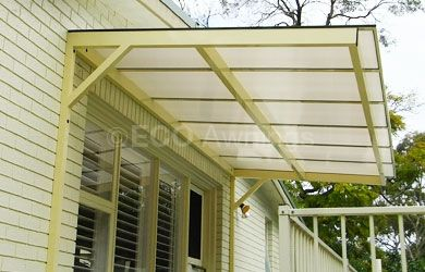 As one of the most reliable providers of polycarbonate and window awnings in Sydney, Eco Awnings is trusted by satisfied customers for the quality of their products.