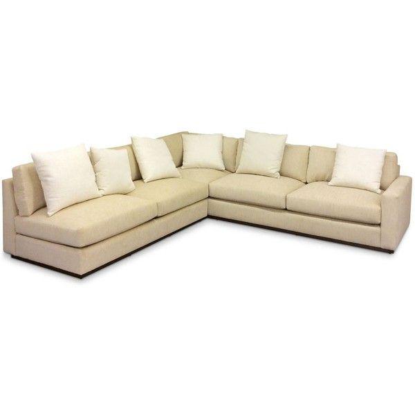 Astonishing Ralph Lauren Desert Modern Sectional 121W X 38 5D X 34H Gamerscity Chair Design For Home Gamerscityorg