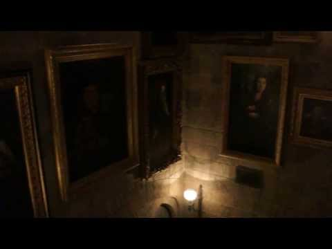Talking Portraits Harry Potter And The Forbidden Journey Hd 1080p Youtube Harry Potter Portrait Harry