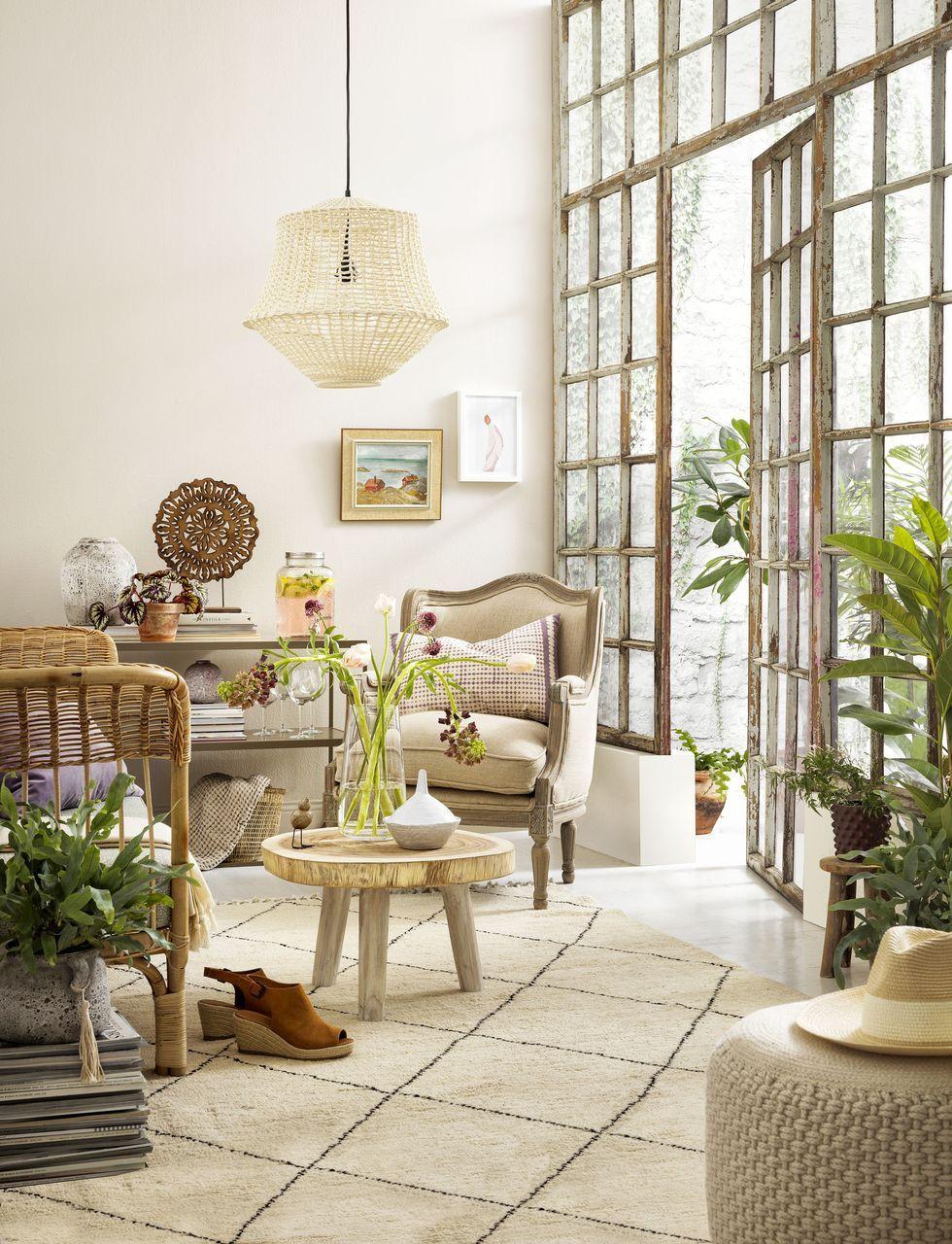 Photo of Slik gir du uterommet ditt en bohemisk og rustikk stil for sommeren – House …
