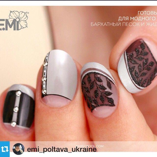 Дизайн ногтей в инстаграмме фото
