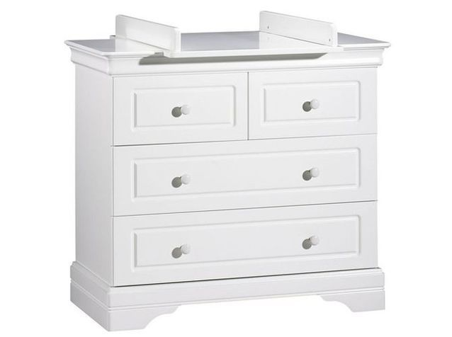 Enfant 50 commodes et tables langer table langer - Table a langer murale autour de bebe ...