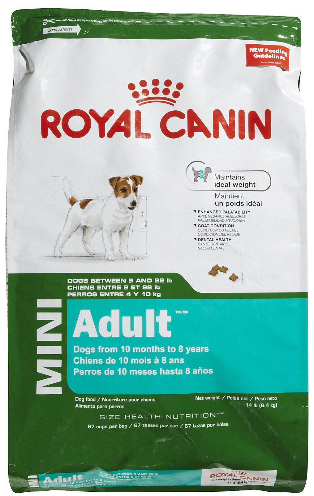 Royal Canin Mini Adult 14 Lb Bag Best Dog Food Ever Dog Food