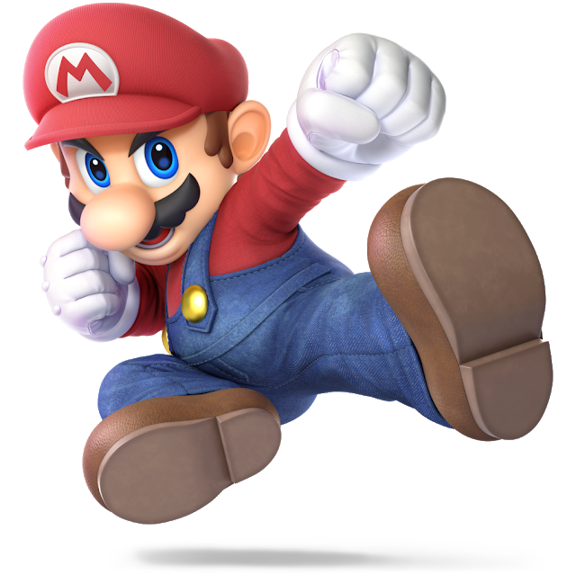 Leafgreen Video Games Super Smash Bros Fighters Super Mario Series 01 Mario In 2020 Super Smash Bros Characters Super Smash Bros Mario Smash