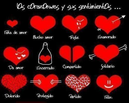imagenes de corazones para facebookcorazonesysentimientos462