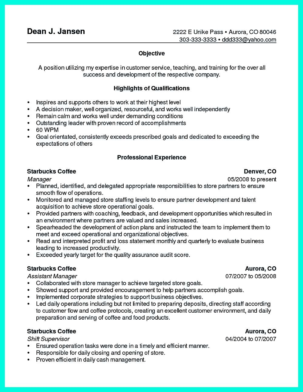Terrible Mistakes To Avoid When You Make Your Cashier Resume Resume Examples Resume Objective Examples Resume