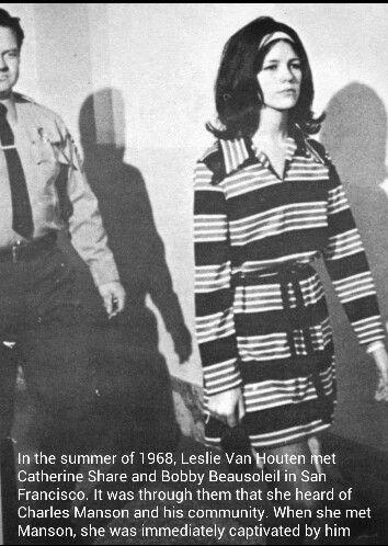 Leslie Louise Van Houten (born August 23, 1949)On the night