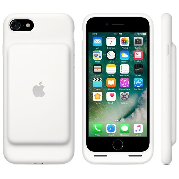 Iphone 7 Smart Battery Case White Iphone Iphone Battery Case Unicorn Iphone Case