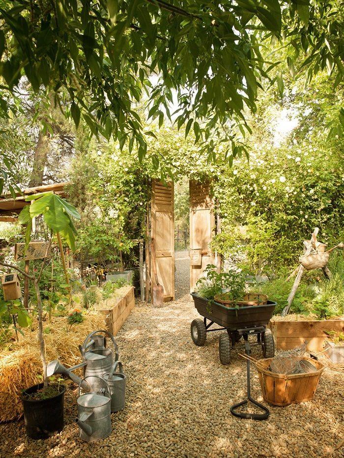 El Mueble Grain Ficelle 5 charlottegarden Pinterest Gardens