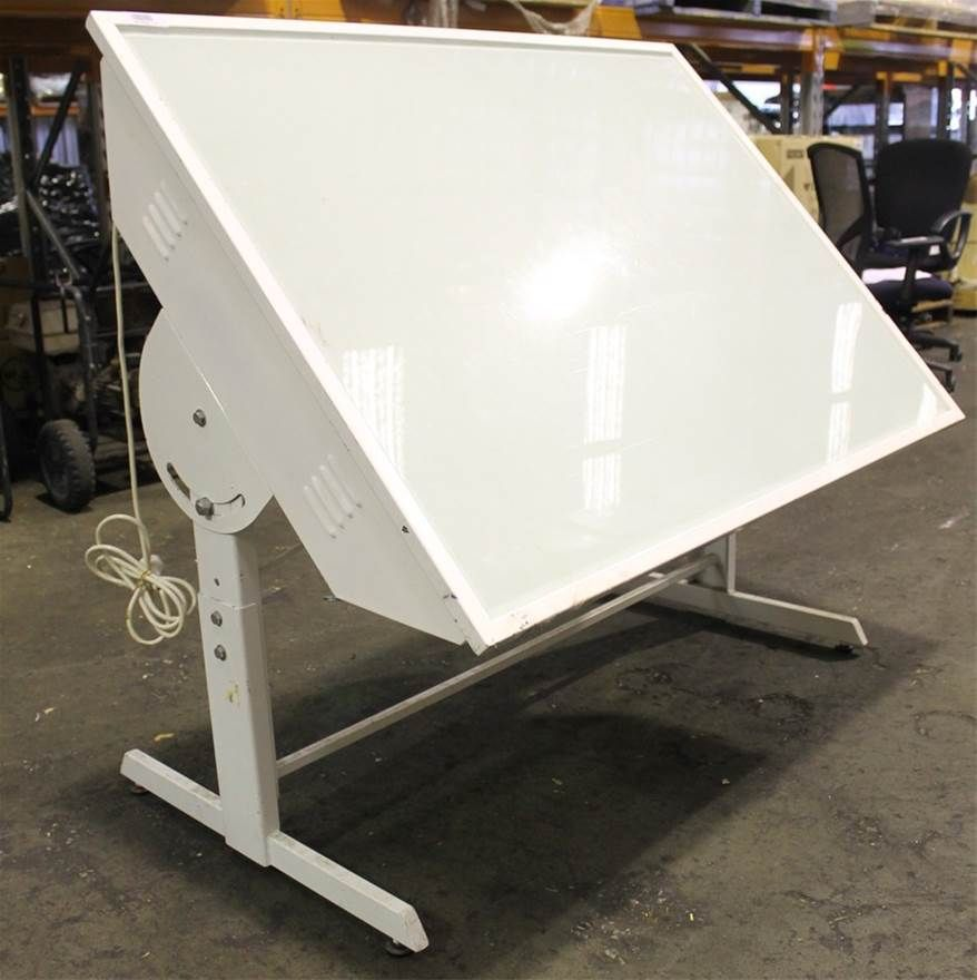 Metal Frame Light Table | lighting | Pinterest | Luces, Embalaje y ...