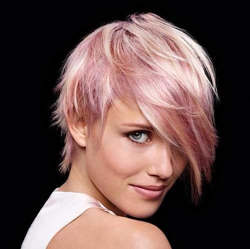 Cutest Hairstyle Ideas for Pastel Hair Colors 2017 – Haircuts and ...
