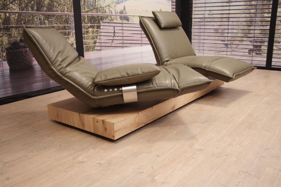Koinor Koinor Modell Epos 3 Sofa C In Leder B Buffalo