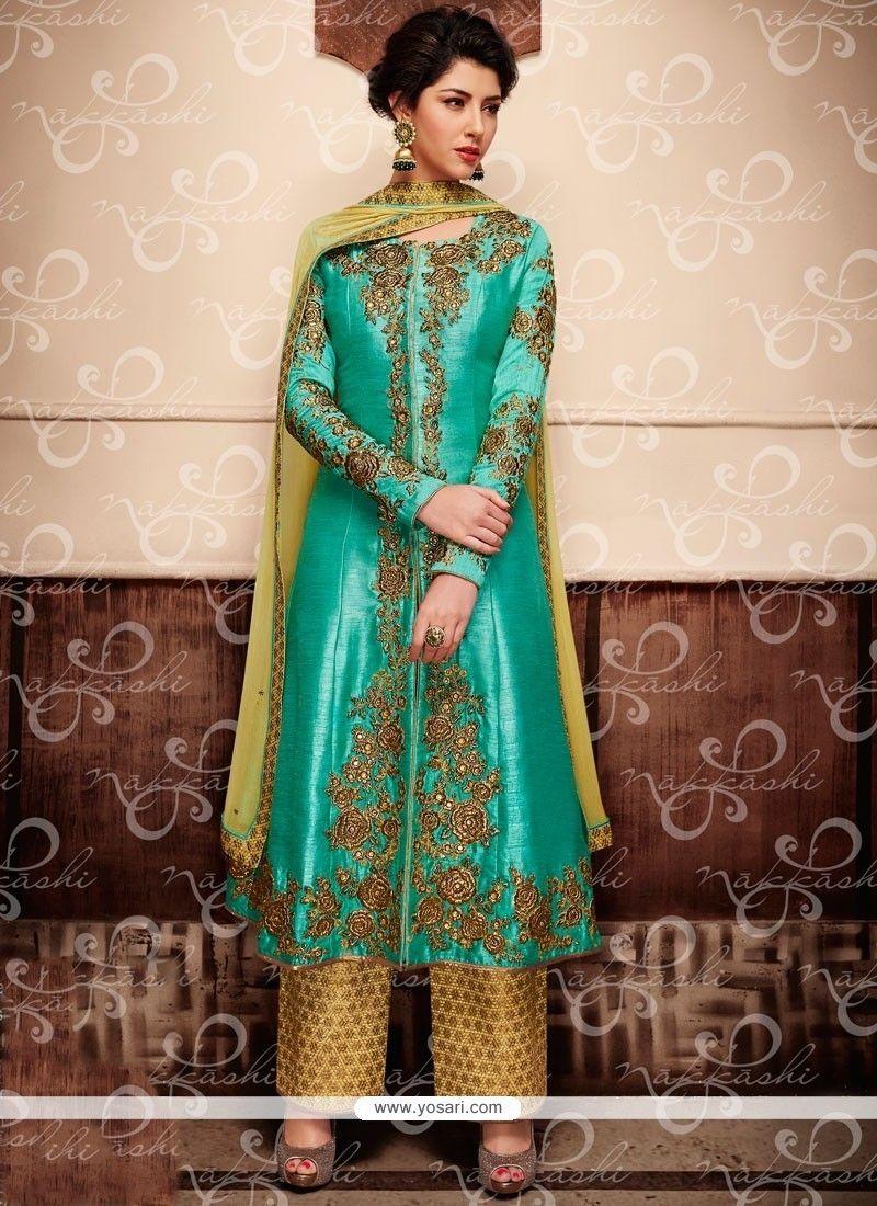 Pin On Girls Wedding Salwar Suit Collection