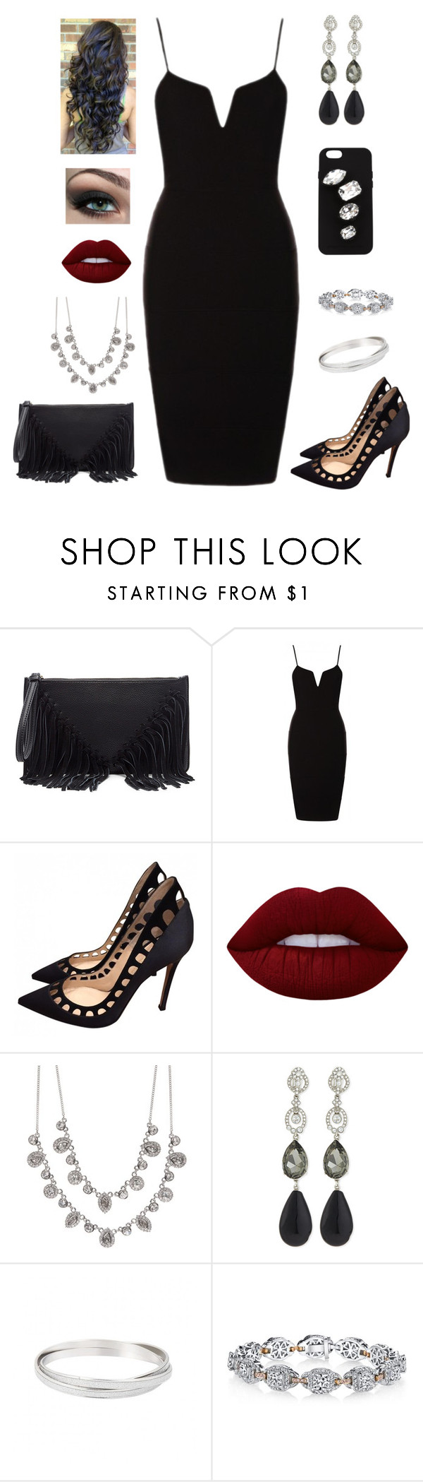 """Untitled #958"" by cutiepie92343 on Polyvore featuring Sole Society, Gianvito Rossi, Lime Crime, Givenchy, Oscar de la Renta, Harry Kotlar and STELLA McCARTNEY"