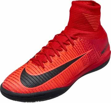 eb25888d7 Fire pack Nike MercurialX Proximo II Indoor soccer shoe. Buy it from  SoccerPro.
