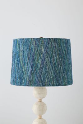 Strandwrap Lampshade Anthropologie What To Do W Leftover