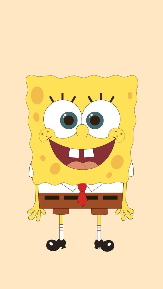 How to Draw Spongebob Squarepants Step by Step | Easy Drawing
