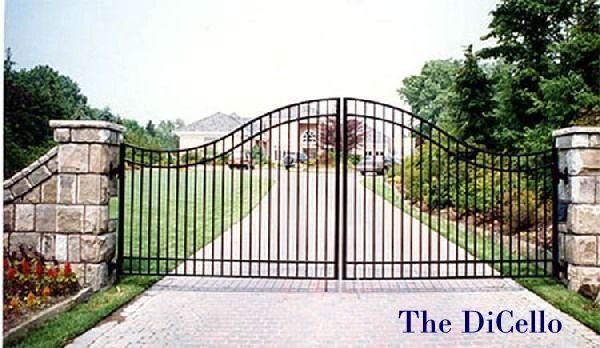 Driveway Gate Iron Gates Entry Gates Driveway Gate