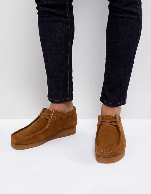 adidas Originals Brown Velvet Celest Chunky Boots