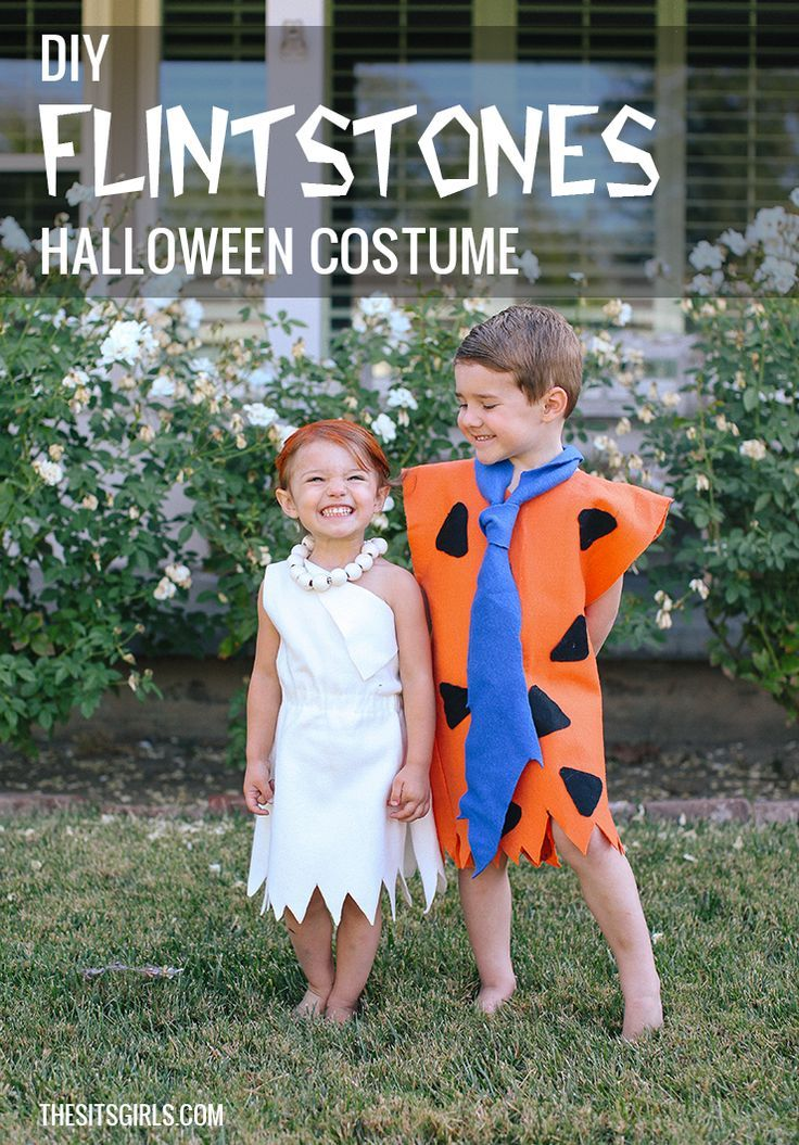 fred and wilma costumes to make