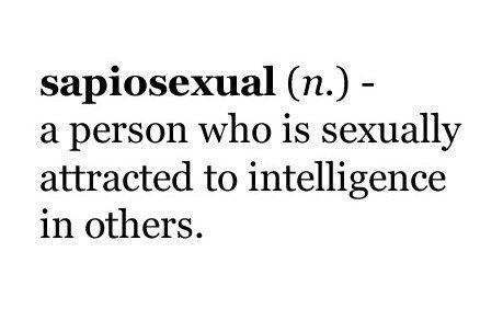 Sapiosexual word origin