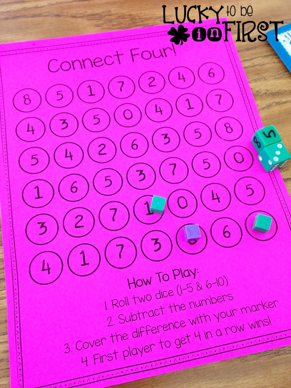 math worksheet : five on the fifth and a few  math gaming and school : Kindergarten Math Games For The Classroom