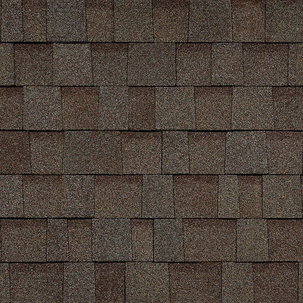 Best Owens Corning Oakridge Teak Laminate Shingles 32 8 Sq Ft Per Bundle Hl43 The Home Depot 640 x 480