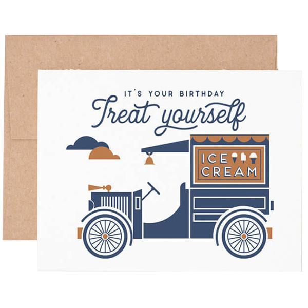 Ice Cream Truck Birthday