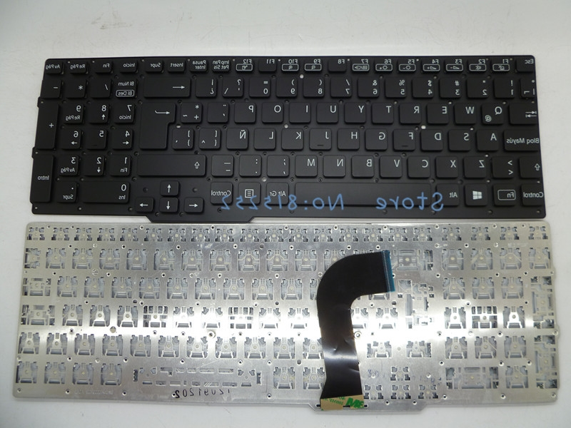 36.33$  Buy here - http://alie25.worldwells.pw/go.php?t=32713667553 - Laptop Keyboard For SONY SVS1513M1E SVS1513M1R SVS1513V9E SVS1513V9R Black Without Frame Latin America LA 36.33$