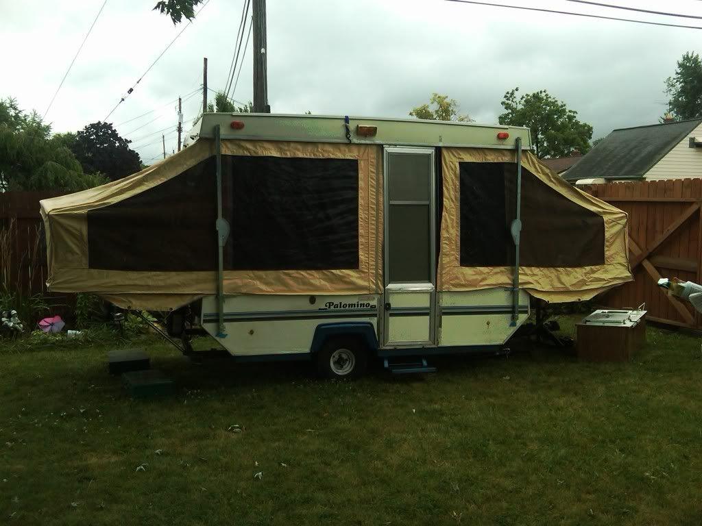 BuildUp: 1988 Palomino Colt PU - iRV2 Forums | Popup camper