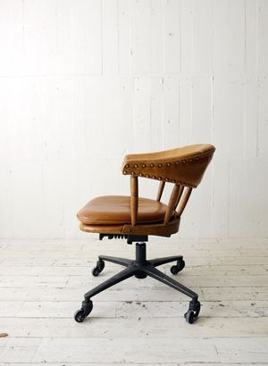 TRUCK|255. HARRISON DESK CHAIR