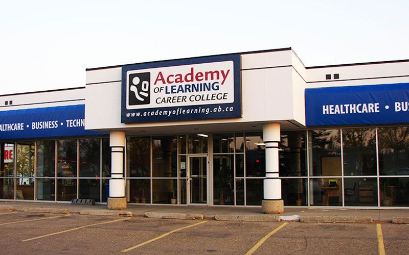 Academy of learning edmonton south campus campus
