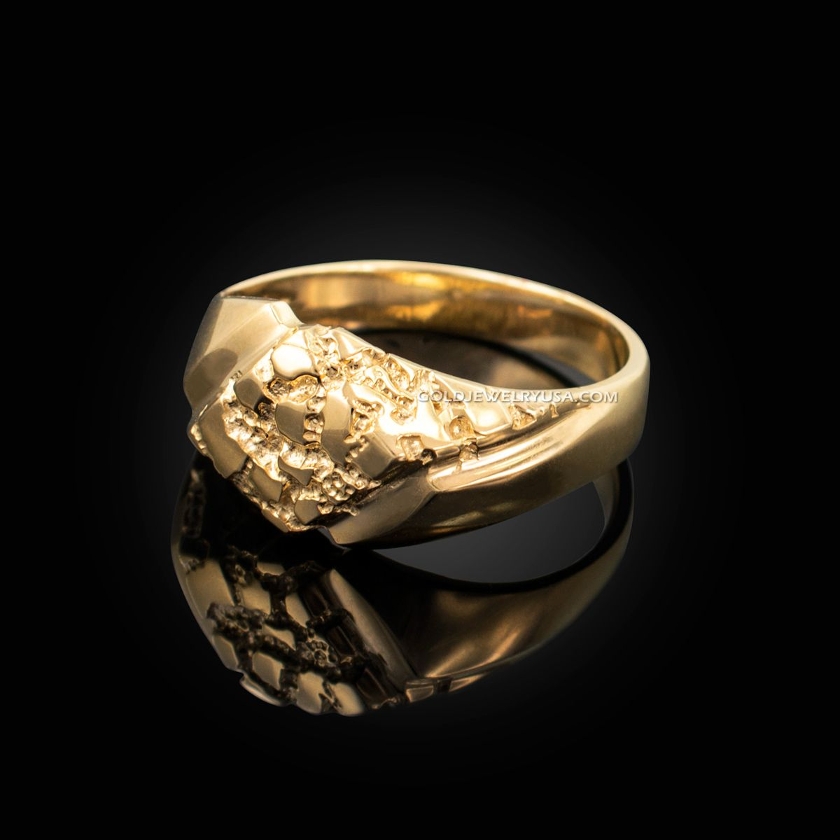 Mens Black Onyx August Birthstone Diamond Wedding band Ring 10K SOLID White Gold