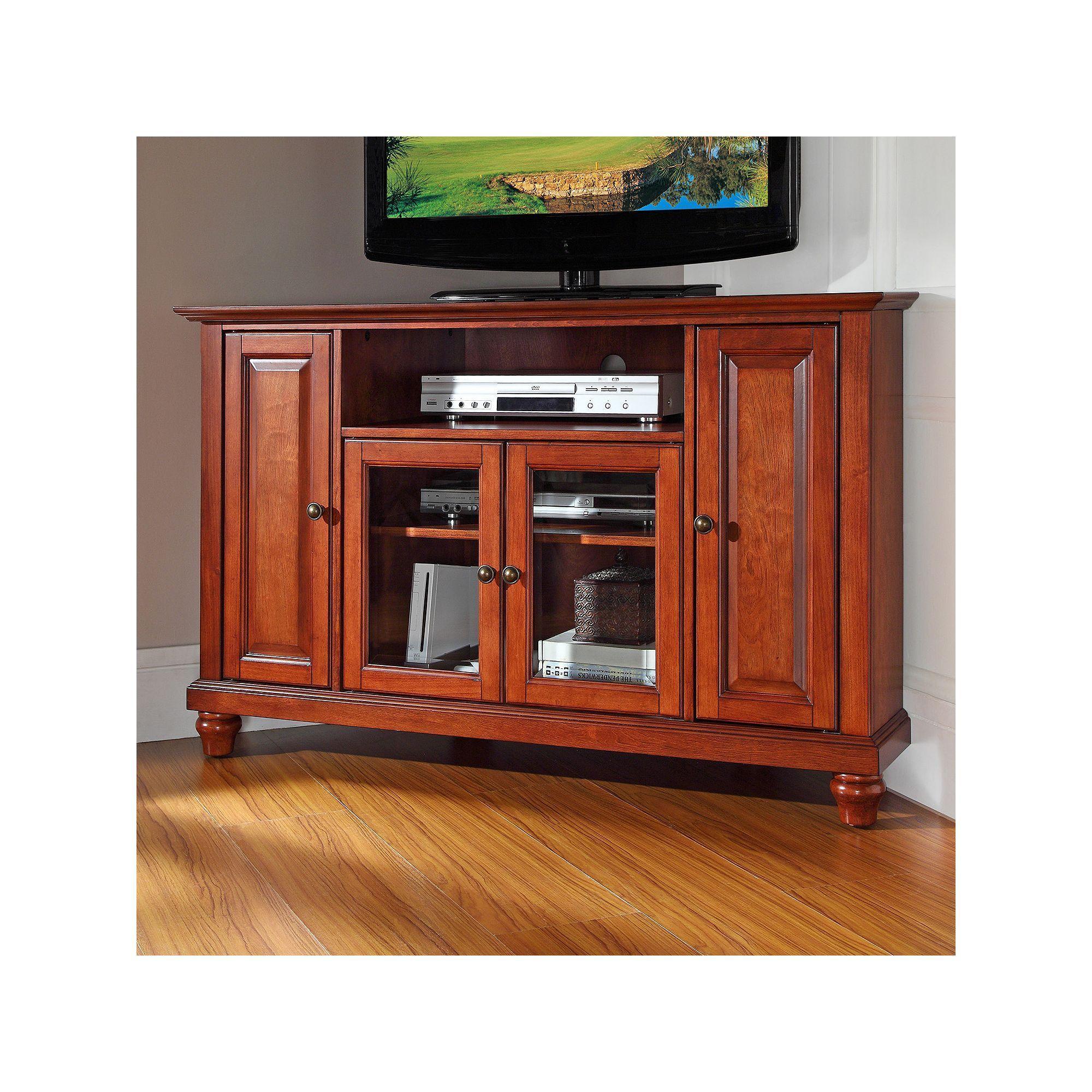 Crosley Furniture Cambridge Corner Tv Stand Clrs Products