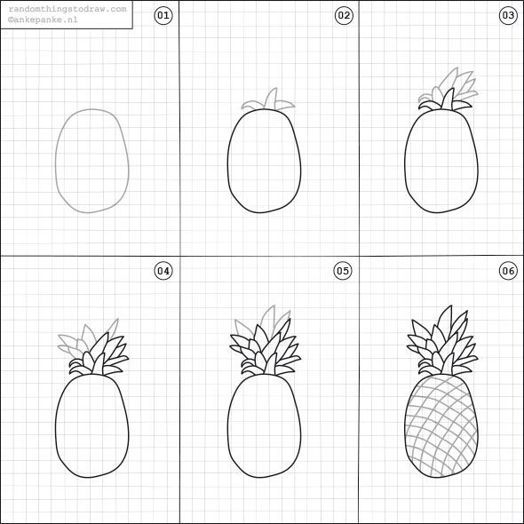 Learn How To Draw Fun Things With Easy Instructions Also Great For