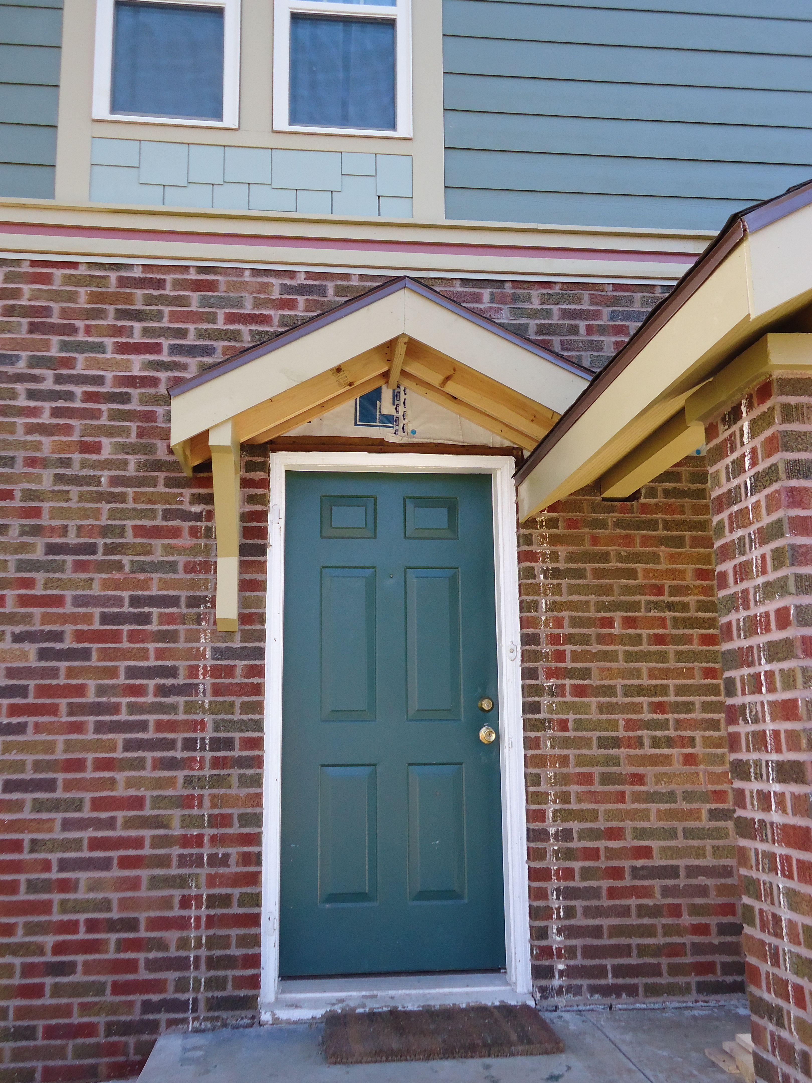 Amazing Front Door Overhang Designs Front Door Overhang Detail Door Handles Collection Dhjemzonderlifede