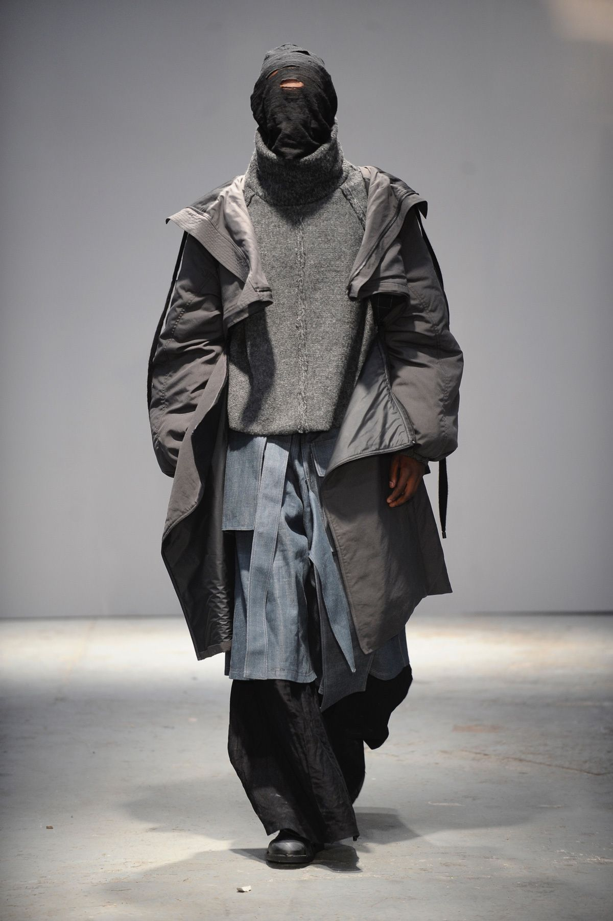 London College Of Fashion Ba Collection Of The Year Winners Announced Dystopian Fashion London College Of Fashion Cyberpunk Fashion
