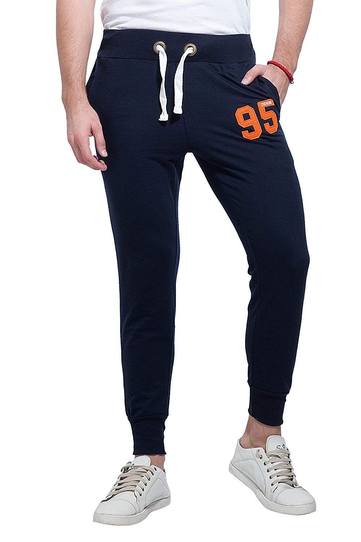 Alan jones clothing mens cotton slim fit joggers sale