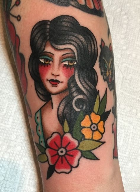 Tatuaje Americano Tradicional pinanna osterhagen on tatuajes | pinterest | tatuajes, tatuajes