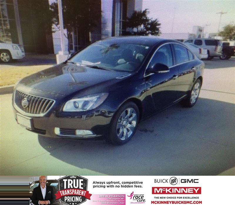 Congratulations To A Moore On Your Buick Regal Purchase From