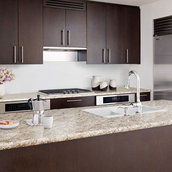 Contemporary Kitchens With Dark Cabinets the lovely bianco romano granite countertops in contemporary