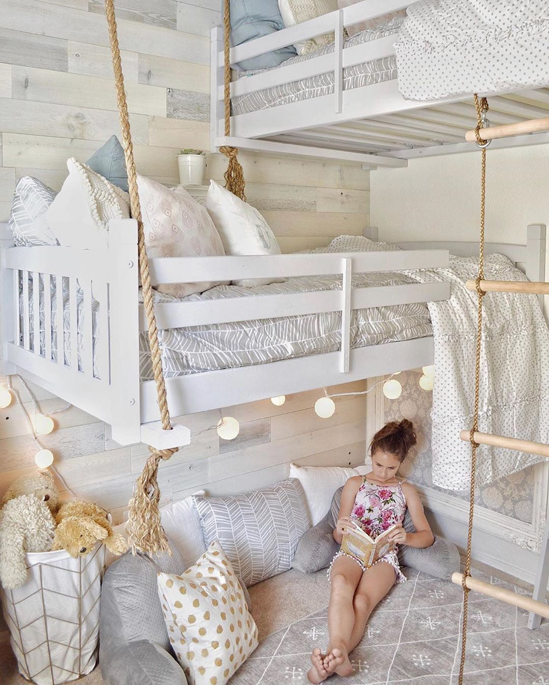 Cute Bunk Beds For Girls 2021 Girl Room Classy Rooms Girl Bedroom Decor