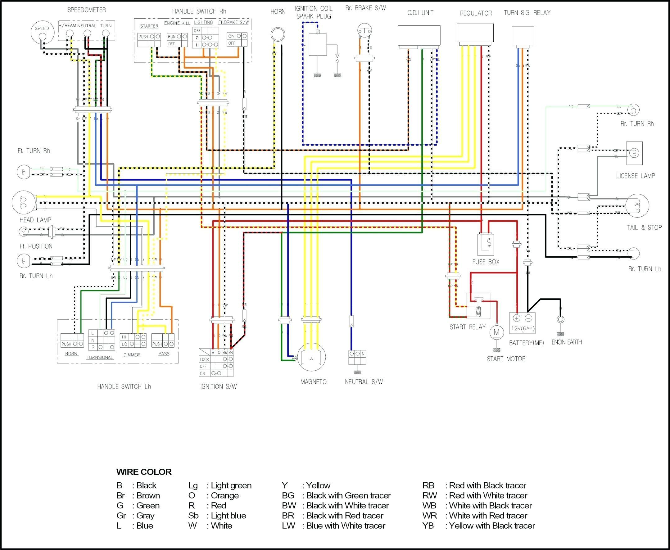 medium resolution of chinese quad wiring diagram new 15 atv inside for 110 wellread