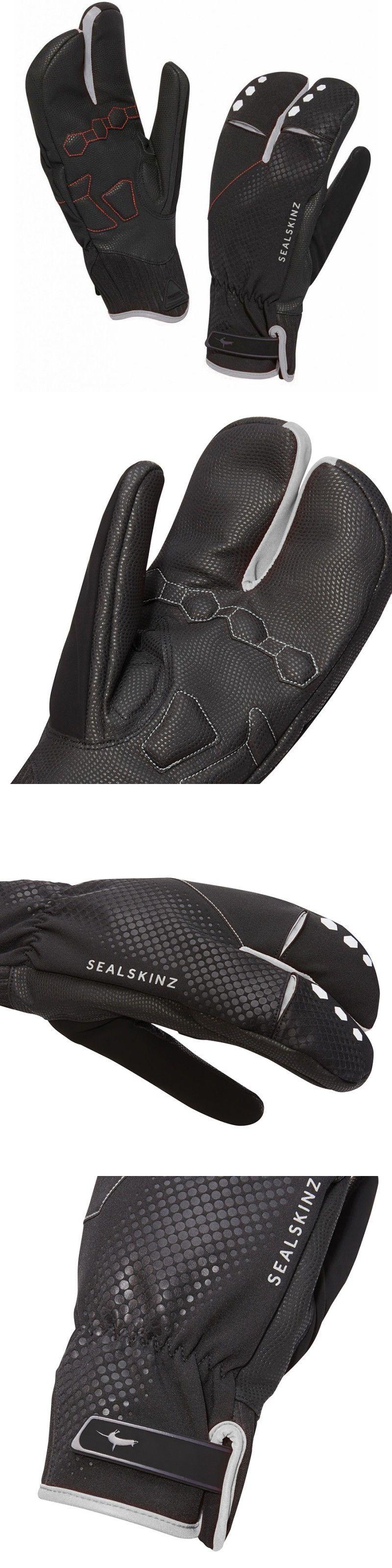 Gloves sealskinz waterproof highland xp claw lobster