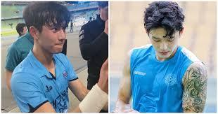 Seung Won Jeong Pesquisa Google Jogadores De Futebol Futebol Coreana